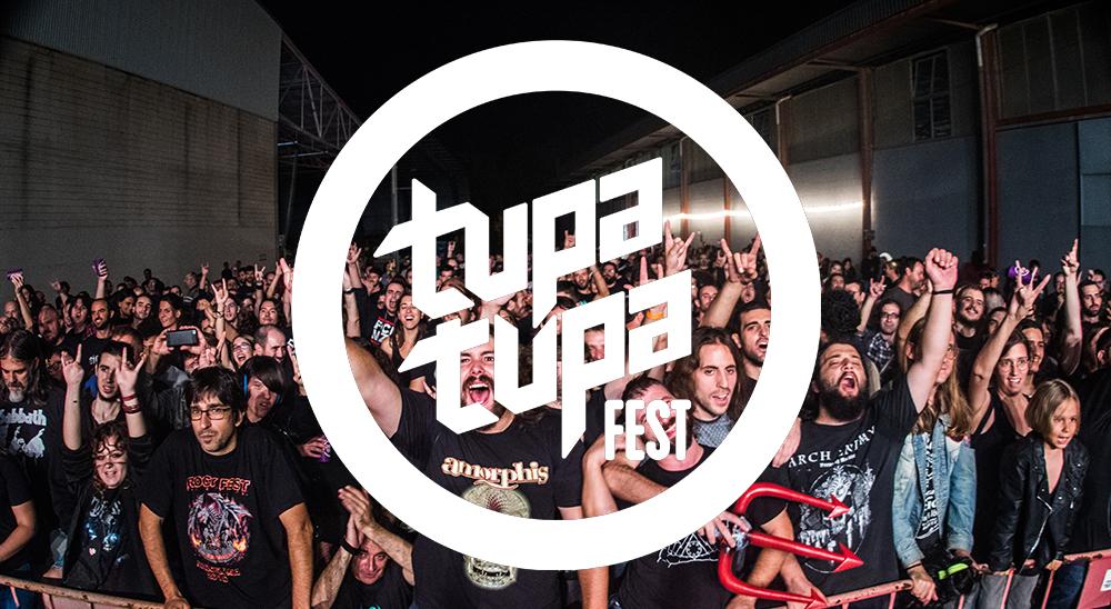 tupa tupa fest disseny grafic angels pinyol punk gigatron penedes vilafranca punk hardrock - TUPA TUPA - Disseny identitat Tupa Tupa Fest i Tupa Tupa Produccions de Vilafranca del Penedès
