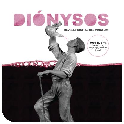 Angels Pinyol Disseny Grafic VInseum Dionysos