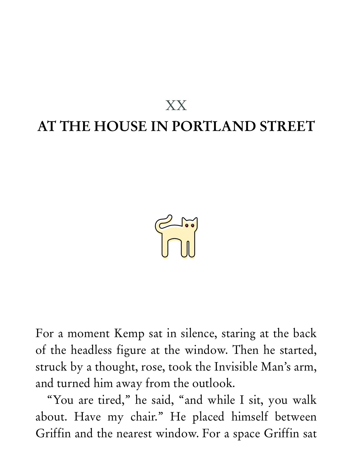 cat the invisible man disseny grafic penedes llibre - THE INVISIBLE MAN - Disseny i maquetació llibre interactiu