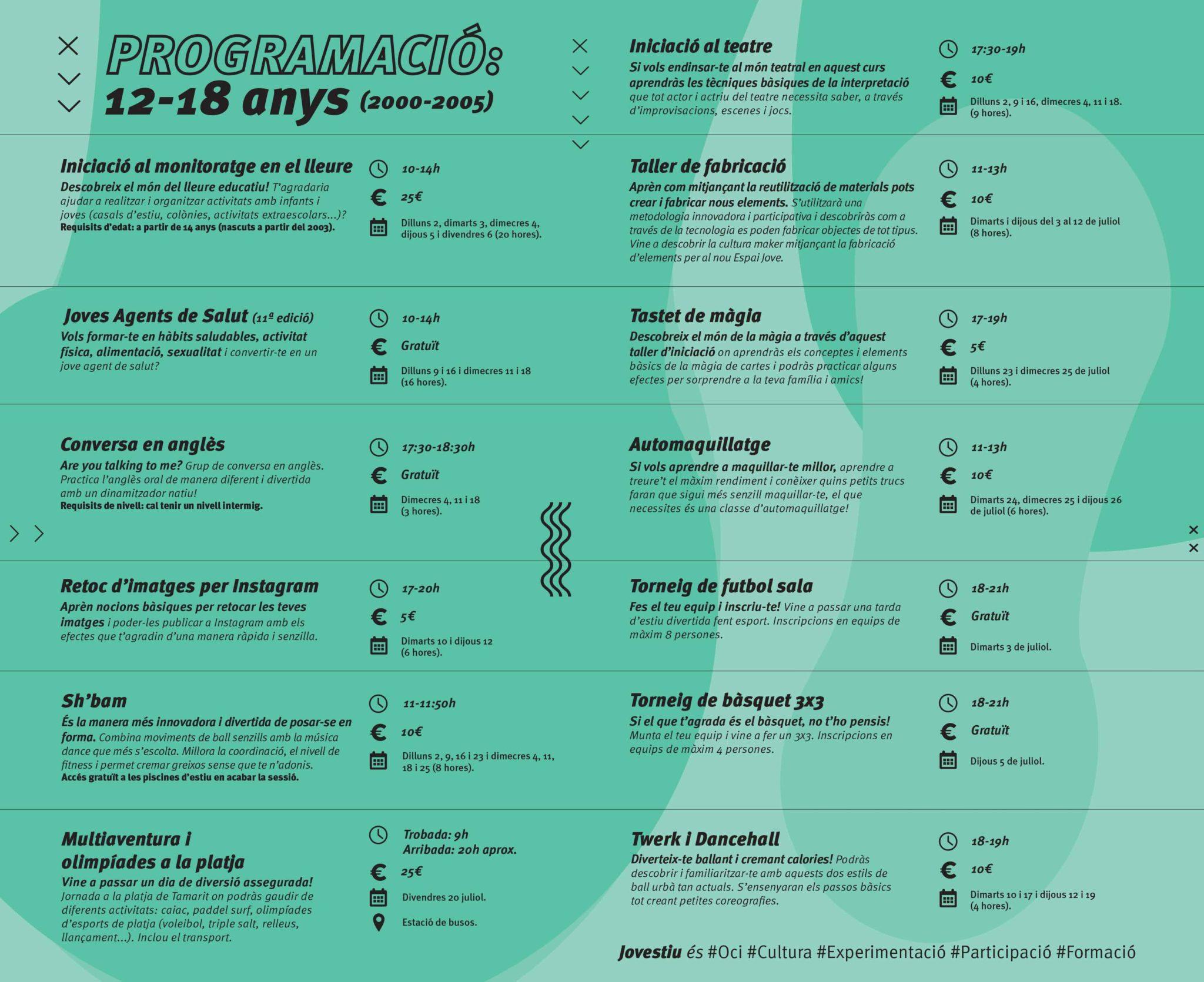 Programacio-12-18-anys-Jovestiu-Disculpi-Studio-Vilafranca-del-Penedes