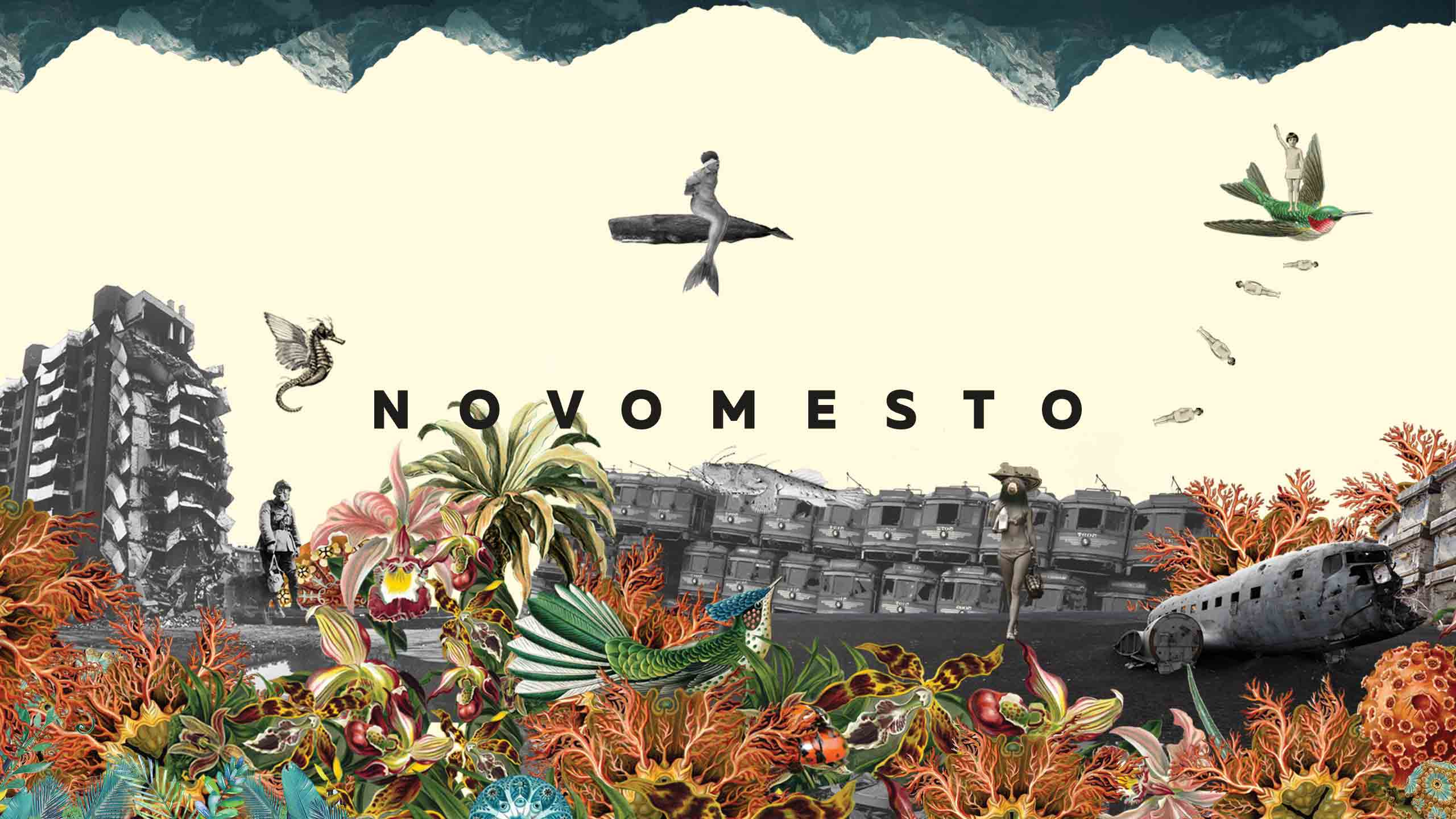 Novomesto DisculpiStudio Design - NOVOMESTO - Art Work i disseny del nou cd del grup