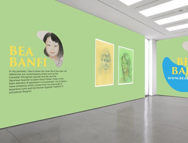 angels gallery pinyol banfi art design - BEA BANFI - Catàleg i imatge gràfica