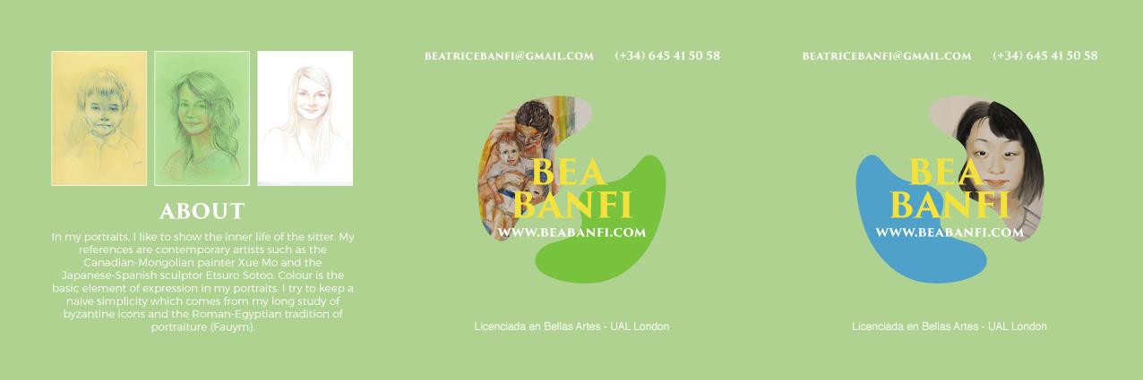 angels pinyol gallery design graphic art penedes - BEA BANFI - Catàleg i imatge gràfica