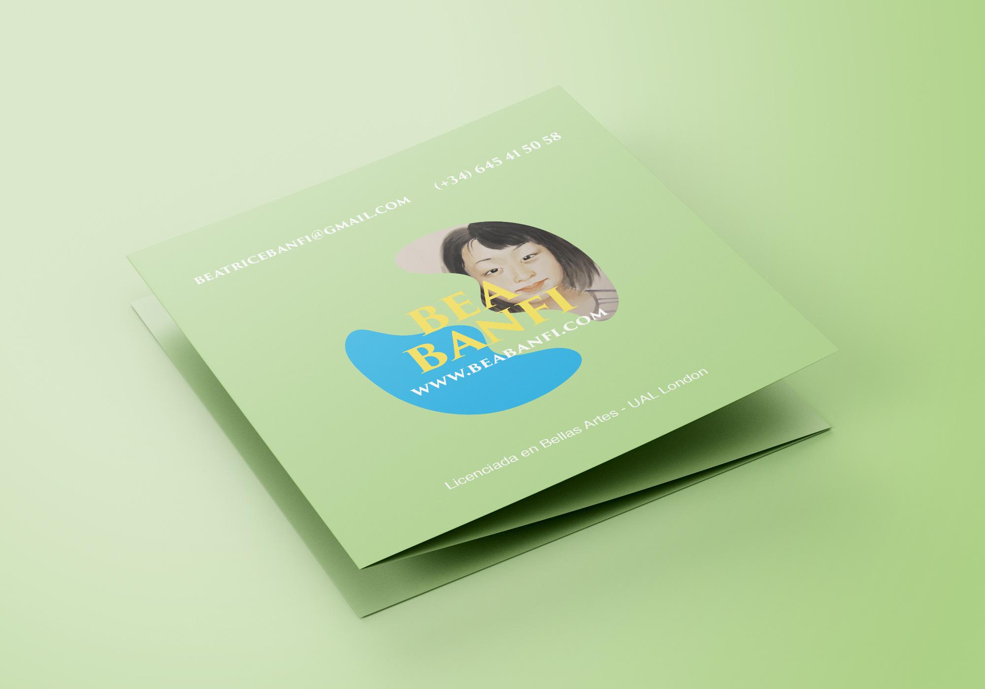 bea banfi disseny grafic ilustracio angels pinyol graphic design vilafranca penedes - BEA BANFI - Catàleg i imatge gràfica