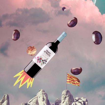 sumarroca wine cava penedes design vins disseny grafic angelspinyol - SUMARROCA - Motion Graphics Ecology Lifestyle Wines Cava Penedès
