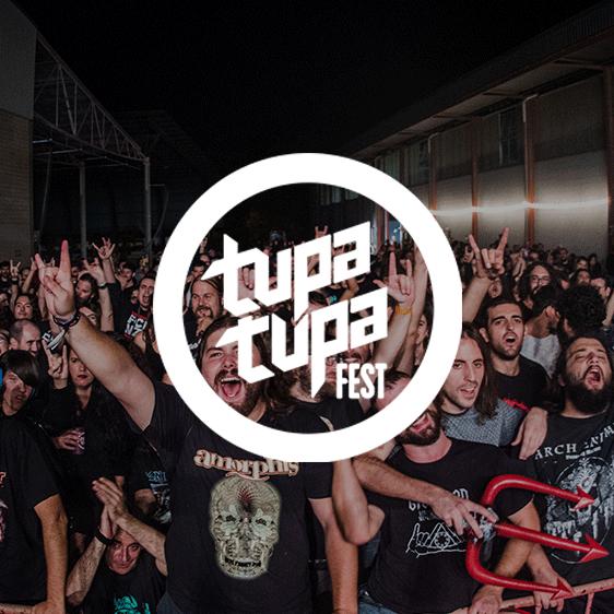 apescala tupa tupa fest disseny grafic angels pinyol punk gigatron penedes vilafranca - Projectes – Àngels Pinyol - Disseny Gràfic i Comunicació Visual