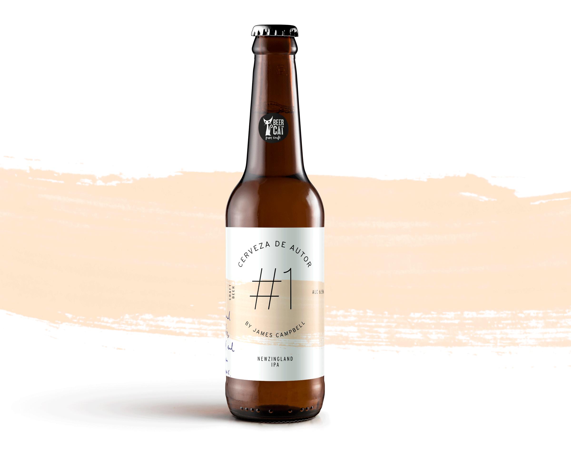 un beercat angels pinyol carla disculpi studio disseny grafic vilafranca penedes - BEERCAT - Disseny cerveses artesanals d'autor Vilafranca del Penedès